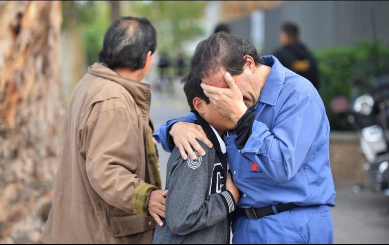 El funcionario confirma que el saldo del tiroteo es de dos muertos y seis heridos; cinco alumnos y un maestro de educación física.