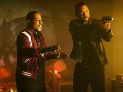 "Will Smith y Martin Lawrence regresan con el tercer filme de la saga ""Bad Boys"". ESPECIAL / Sony Pictures"