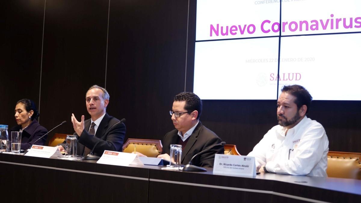 Resultado de imagen para Coronavirus: No hay razón para entrar en pánico, asegura la Secretaría de Salud