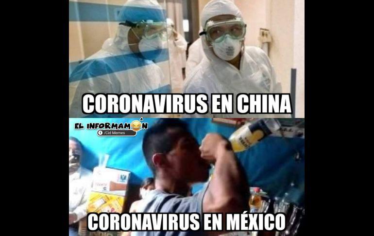 coronavirus meme mexico