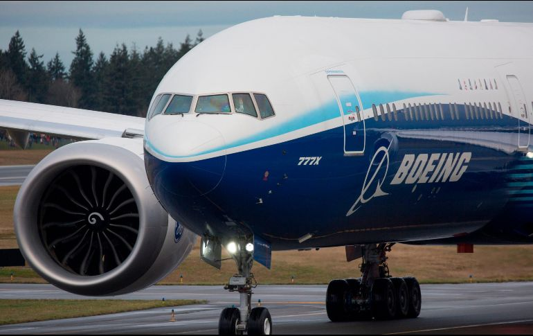 El nuevo Boeing 777X tiene un exitoso vuelo de estreno en EU | El ...