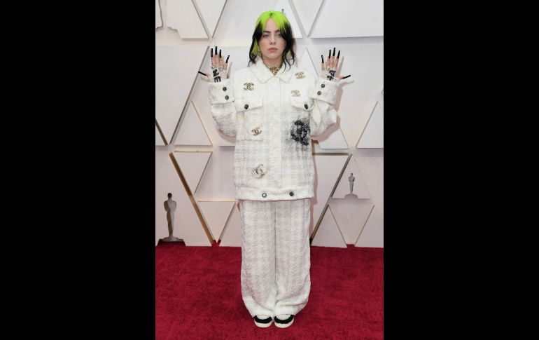 Billie Eilish. AP / R. Shotwell