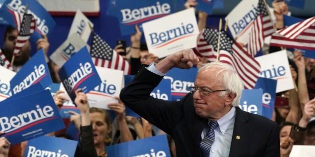 Bernie Sanders gana las primarias demócratas de New Hampshire