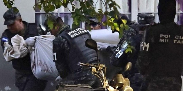 La violenta fuga de Porky, un jefe pandillero en Honduras que escapó tras un operativo de rescate de la Mara Salvatrucha