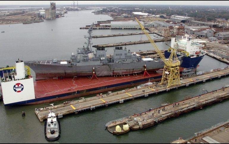 El caso del astillero español no ha sido judicializado, informó el titular de la Unidad de Inteligencia Financiera, Santiago Nieto Castillo. AP/Archivo