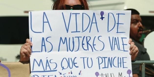 Reclaman a AMLO falta de acciones ante feminicidios