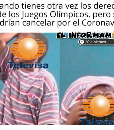 Bad luck Televisa