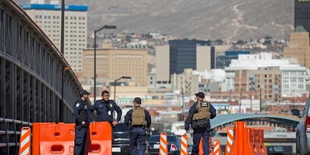 EU desplegará policías militares en frontera con México