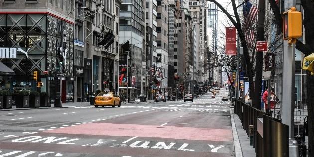 Nueva York cierra sus escuelas hasta el 20 de abril