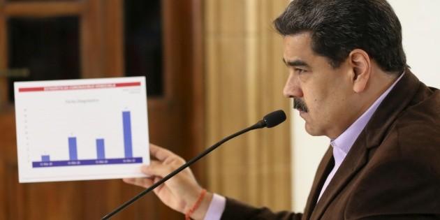 """Maduro anuncia """"cuarentena total"""" en Venezuela; Colombia cierra fronteras"""