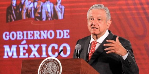 López Obrador confía en que México saldrá adelante de crisis por coronavirus