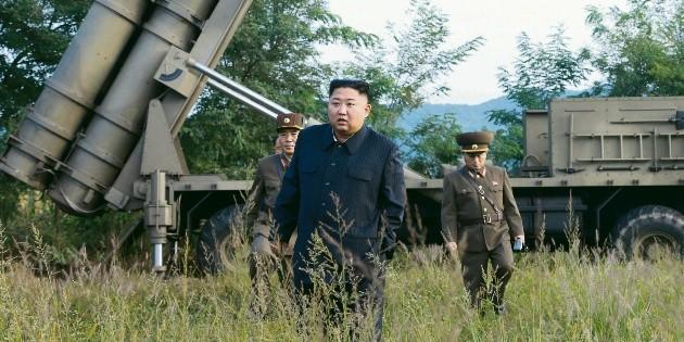 Corea del Norte emprende una nueva prueba armamentística