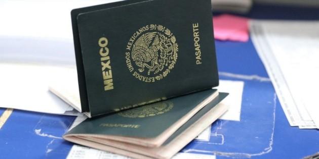 La SRE suspende emisión de pasaportes por contingencia