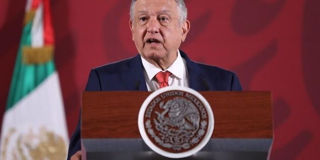 No habrá Fobaproa o condonación de impuestos: López Obrador
