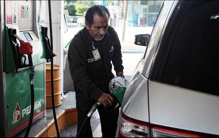 En México está en proceso la revisión de la NOM-016-CRE sobre calidad de combustibles por parte de la Comisión Reguladora de Energía. EL INFORMADOR / E. Barrera