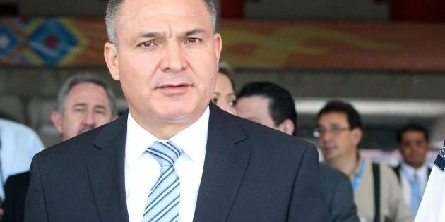 García Luna pide libertad bajo fianza; alega