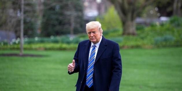 Trump decide no poner en cuarentena al estado de Nueva York