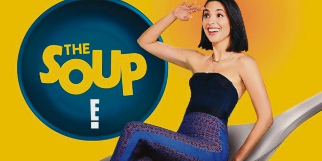 """Jade Catta- Preta pone sabor a """"The Soup"""""""