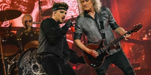 Queen reprograma gira en Europa