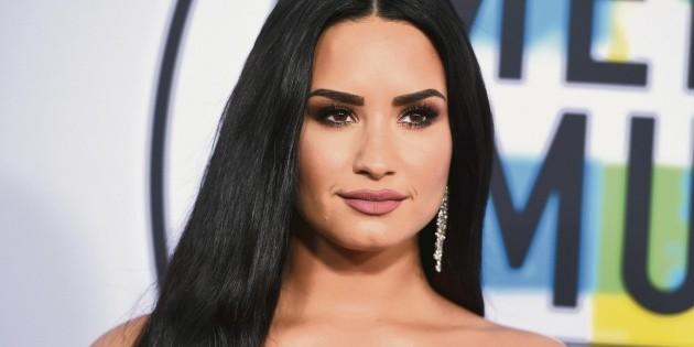 Demi Lovato, ¡flechada por cupido!