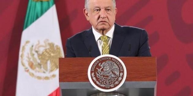 No hay que alegrarse por la muerte de nadie: López Obrador
