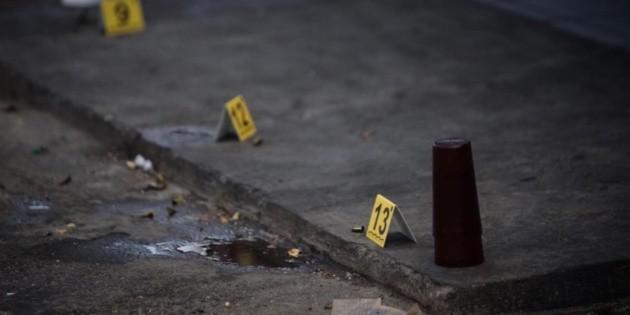 Asesinan a un anciano frente a su esposa en Uruapan, Michoacán