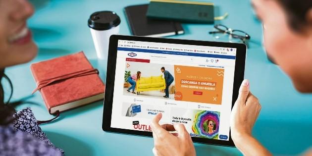 Ante la contingencia sanitaria, Famsa invita a usar sus servicios electrónicos