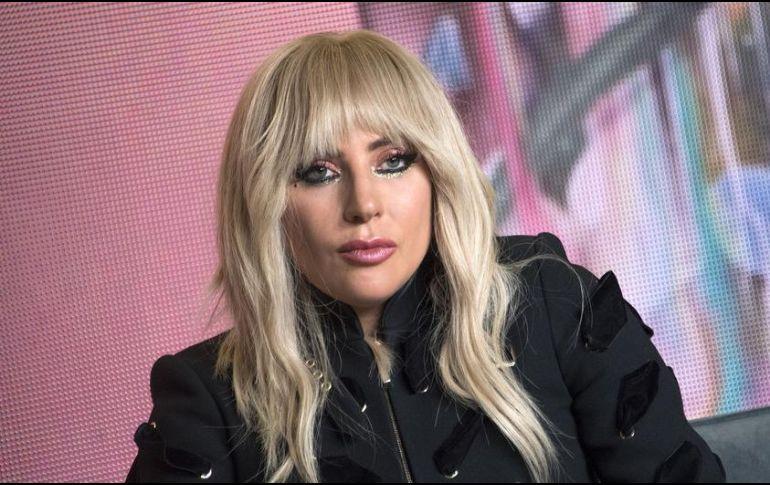 Farmaci, cura di sé, terapia di accettazione radicale e meditazione stanno influenzando Lady Gaga a sentirsi meglio.  AFP / ARCHIVIO