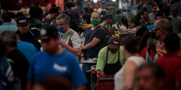 Casos de coronavirus en México llegan a 4 mil 661; hay 296 muertes
