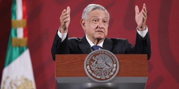 López Obrador reconoce que se necesita más personal médico