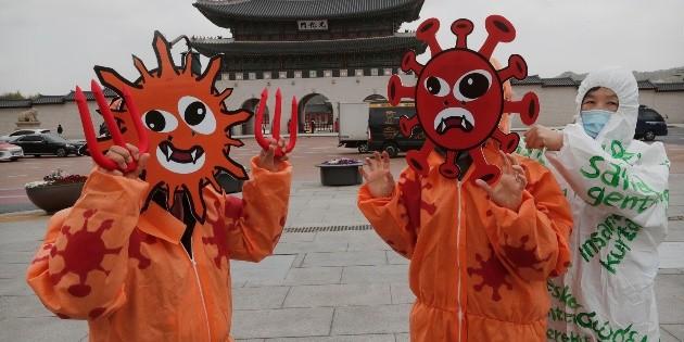 Corea del Sur, en alerta por posible ola de nuevos contagios