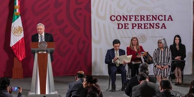 El pueblo no necesita intermediarios para recibir créditos: López Obrador