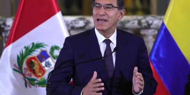 Perú amplía la cuarentena hasta el 10 de mayo;familias recibirán apoyo extra