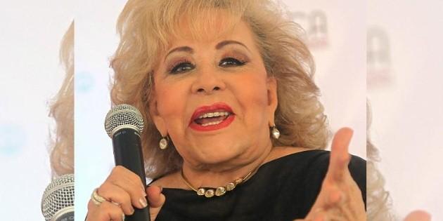 Silvia Pinal continúa en el hospital y recibe terapia