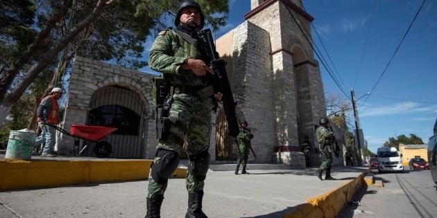 La Guardia Nacional destituye a directivo por presunta convivencia con delincuentes