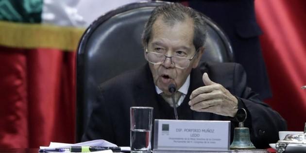 El imperio de la corrupción se instaló en la pandemia: Muñoz Ledo