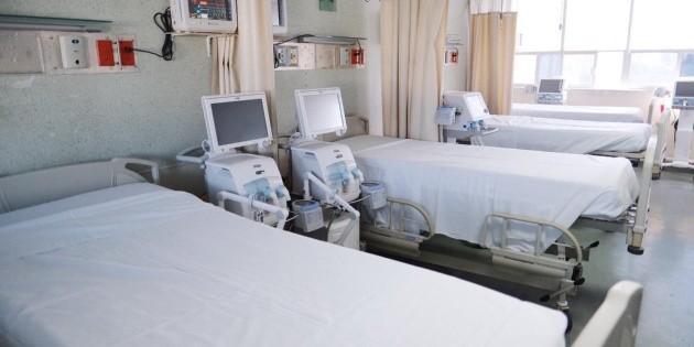 En Jalisco, nueve de cada 100 camas ocupadas por COVID-19; aumentan capacidad