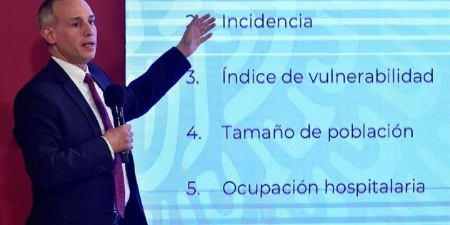 Van 42 mil 595 casos del COVID-19 en México, con cuatro mil 447 muertes