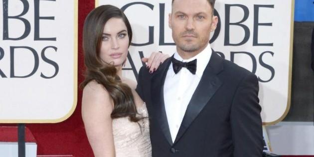 Megan Fox y Brian Austin se separan tras 10 años de casados