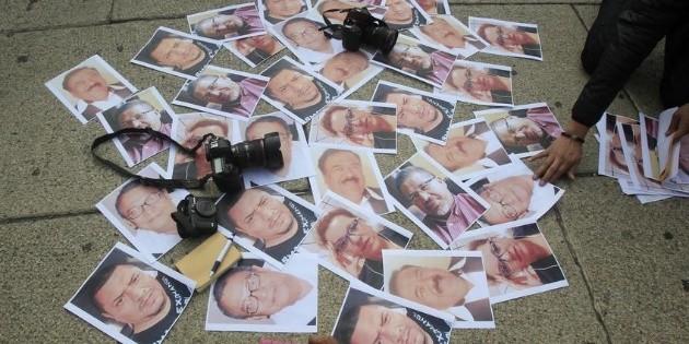 Condenan asesinato de ambientalistas y periodista mexicanos