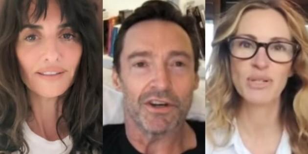 Hugh Jackman y Julia Roberts ceden