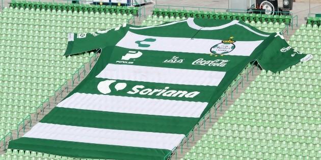 Jugadores de Santos dan positivo por COVID-19