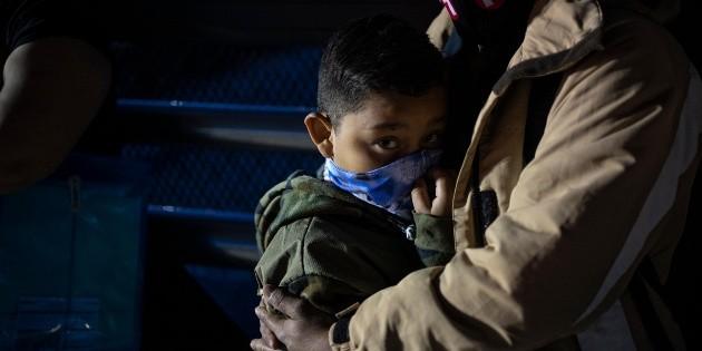 Unicef denuncia expulsión de niños migrantes desde México durante pandemia
