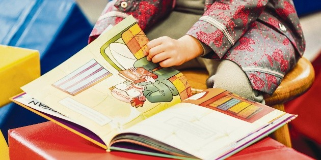Leer para imaginar más