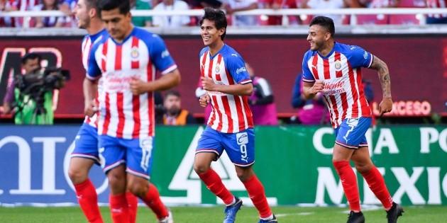 Chivas apoya la cancelación del Clausura 2020