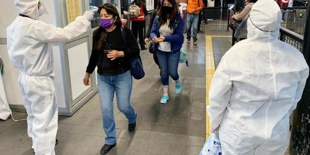 México supera los 70 mil casos de COVID-19; van siete mil 633 decesos