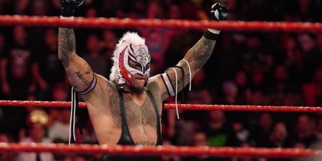Rey Mysterio se retirará de la WWE la próxima semana