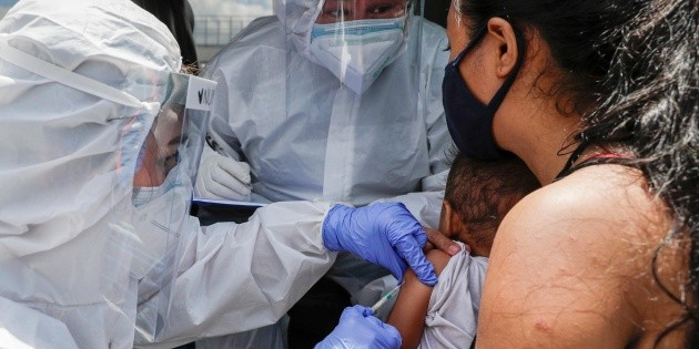La OPS anticipa semanas duras para América Latina frente a pandemia