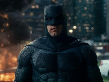 "Ben Affleck interpretó al personaje creado por Bob Kane y Bill Finger en ""Batman v Superman"", ""Suicide Squad"" y ""Justice League"". ESPECIAL  / Entertainment LLC"