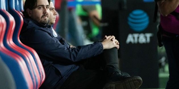 Amaury Vergara desea que sean públicos los contratos